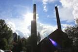 Elektrociepłownia Szombierki na szlaku Industriady 2014
