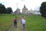 Lubelscy pątnicy uczestniczyli w Eucharystii na Świętym Krzyżu. Zobacz zdjęcia