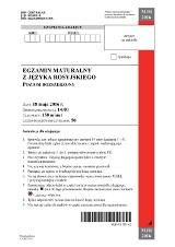 Rosyjski rozszerzony MATURA 2016 - sprawdź odpowiedzi i arkusze PDF