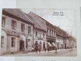 Żory Rynek: Historia na kartach pocztowych z lat 1896-1945