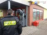Pyskowice: Usiłowano okraść bankomat spod Biedronki