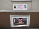 Noworodek pozostawiony w oknie życia w Ostrowie Wielkopolskim