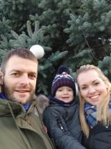 Święta Bożego Narodzenia u Mateusza Januszewskiego z SPS-u Chrobry Głogów