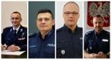 Komendanci policji z woj. podlaskiego i ich zastępcy. Oni rządzą podlaską policją (galeria)