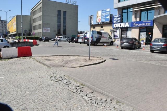 Niebawem rozpocznie się remont dworca kolejowego w Kielcach, ale to za mało aby cała stacja i jej otoczenie wyglądało porządnie.