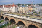 Kraków. Wiadukt nad ul. Grzegórzecką wykreślony z rejestru zabytków. Będzie rekonstrukcja