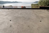 Konin. Płyta nośna mostu w Bernardynce. 700 ton betonu!