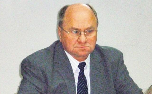 Adam Szwed - nowy przewodniczący Rady powiatu Chodzieskiego
