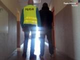Myszkowska policja zatrzymała 39-latka podejrzanego o próbę kradzieży z włamaniem w jednej z firm