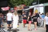 Zlot food trucków w Sosnowcu. Uczta smaków w Parku Sieleckim. Zobaczcie ZDJĘCIA