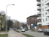 Ciemno na ulicach Wandy i Podchorążych w Słupsku. Brak lamp i awaria oświetlenia [ZDJĘCIA]