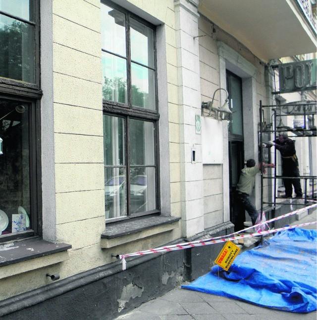 Secesyjny hotel Polonia odzyska dawny blask