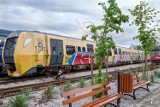 """Pleszew. Nowy pociąg """"zaparkował"""" na pleszewskich torach"""