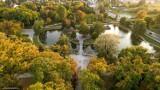 Tak to wygląda z góry. Zduńska Wola i okolice z drona ZDJĘCIA i FILM