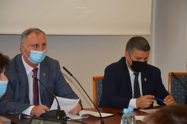 Tomasz Akulicz odwołany z funkcji Przewodniczącego Rady Miejskiej w Wieluniu