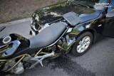 Wypadek w Mikołowie. Pijany kierowca proponował policjantom łapówkę