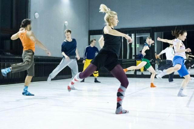 """Idea spektaklu """"FootBall@..."""" zrodziła się z inspiracji piłką ..."""