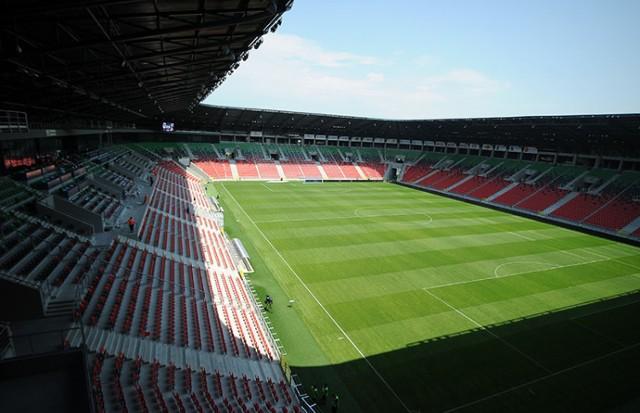 Tychy gotowe do mistrzostw Europy U-21.