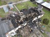Zawadówka. Dziewięć rodzin straciło w pożarze dach nad głową i dorobek całego życia. Potrzebna pomoc