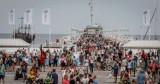 Ponad milion wejść na sopockie molo. Rekordowa liczba turystów także w Gdańsku