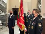 Straż Miejska w Jeleniej Górze oficjalnie otrzymała sztandar