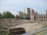 Nowy budynek powstaje przy ul. Leszczyńskiego w Lublinie (ZDJĘCIA)