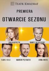 """Warszawa. """"Otwarcie sezonu"""" zakończy sezon w Teatrze Kwadrat"""