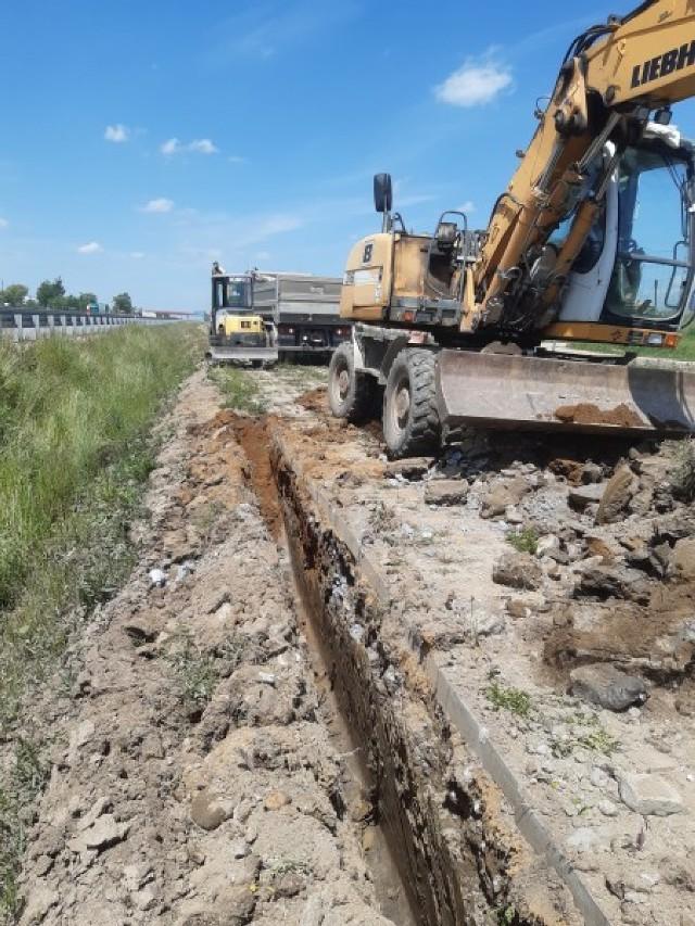Autostradę uroczyście otwierano 2 sierpnia 2019 roku, a już konieczne są poprawki