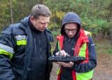 Goście z Mołdawii w Piotrkowie. Będzie dron do poszukiwania zaginionych? ZDJĘCIA
