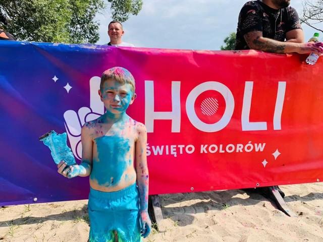 30 lipca w Brzegu odbędzie się Holi Święto Kolorów.