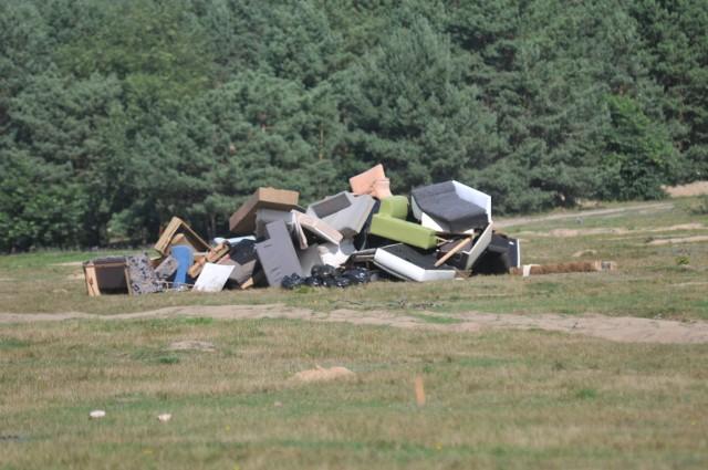 WIDEO: Woodstock 2017: na terenie festiwalu jest jeszcze dużo śmieci