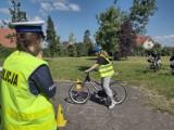 Czwartoklasiści z SP 4 w Kwidzynie zdawali na kartę rowerową [ZDJĘCIA]