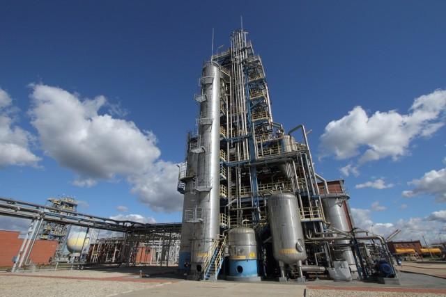 Wytwórnia nadtlenku wodoru w Puławach