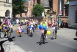 Dni św. Wawrzyńca z kolorowymi cyklistami, wynalazkami i grą dla rodzin [ZDJĘCIA]