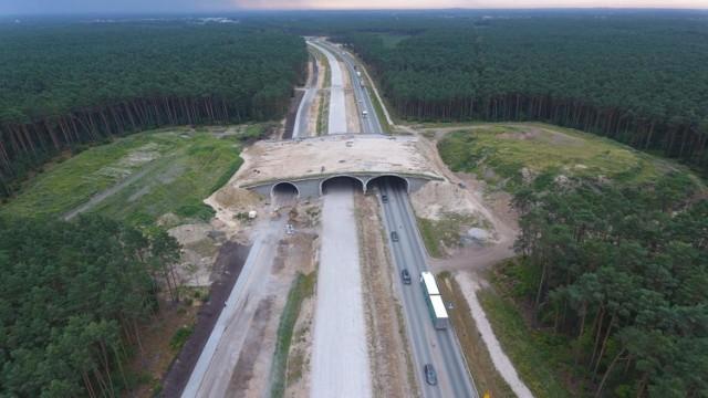 Zaglądamy na budowę trasy S5 w okolicach Bydgoszczy. Co dzieje się na odcinkach Bydgoszcz Opławiec - Bydgoszcz Błonie (Białe Błota) oraz Błonie - Szubin?