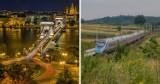 Aż sześć stolic odwiedzisz jadąc pociągiem z Katowic - w kilka godzin i bez przesiadki! Ile kosztuje ta przyjemność?