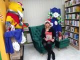 Bajkowe święta w Kraśniku. Biblioteka zaprasza najmłodszych czytelników na bajkowe święta. Sprawdź, jakie atrakcje zaplanowano