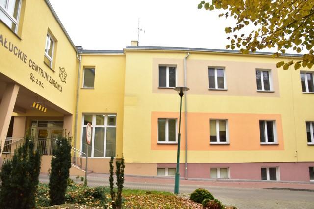 Ruszył oddział obserwacyjno - zakaźny, tzw. covidowy w Żninie. Są pierwsi pacjenci.