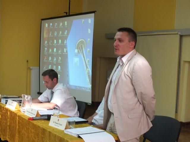 Spór prawników z radnym w Kraśniku dotyczy interpelacji złożonej przez Mariusza Deptę na jednej z sesji Rady Miasta.