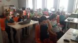 Klub Książkowego Detektywa w bibliotece miejskiej w Zduńskiej Woli ZDJĘCIA I VIDEO