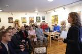 Spotkanie w Muzeum Ziemi Złotowskiej upamiętniające ks. Leona Pellowskiego