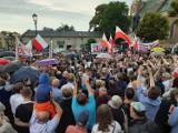 Prezydent Andrzej Duda w Krzepicach [ZDJĘCIA]. Urzędujący prezydent ostatniego dnia kampanii odwiedził powiat kłobucki