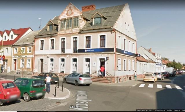 Książ Wielkopolski w Google Street View