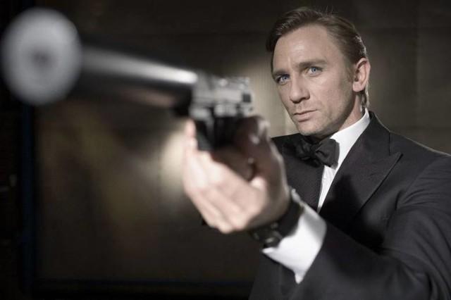 Gadżety Bonda