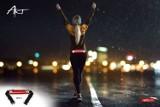 Minirecenzja pasa biegowego ART APS-01 - biegaczu, oświetl się! (za 39 złotych)