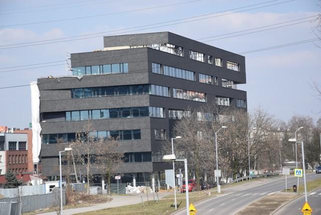 Biurowiec Carbon Office przy Węglowej