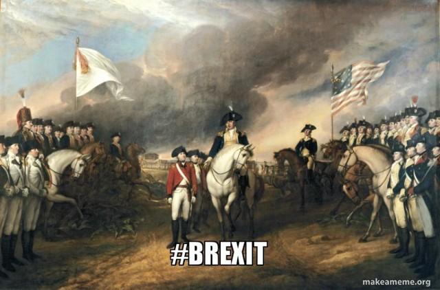 Brexit memy. Jak Brytyjczycy komentują wyjście z Unii Europejskiej i co na to królowa? [MEMY]