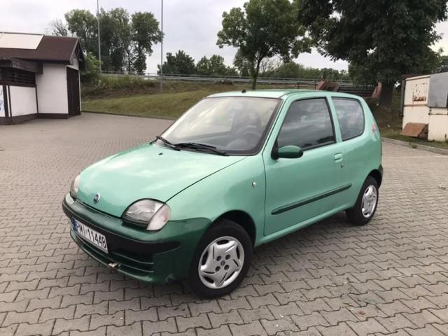 3 Fiat Seicento 1.1 cena: 3500,00 zł ZOBACZ OGŁOSZENIE [KLIKNIJ TUTAJ]