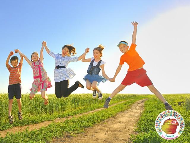 Porcja Pozytywnej Energii, czyli ABC zdrowia dla polskich uczniów
