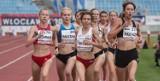 Koźmin Wlkp. Paulina Stempniak wicemistrzynią Polski w biegu na 1,5 km U-18